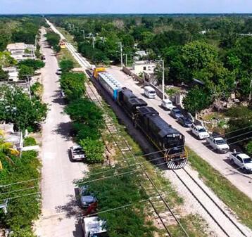 Tren Maya escala costo y tendrá tramo eléctrico
