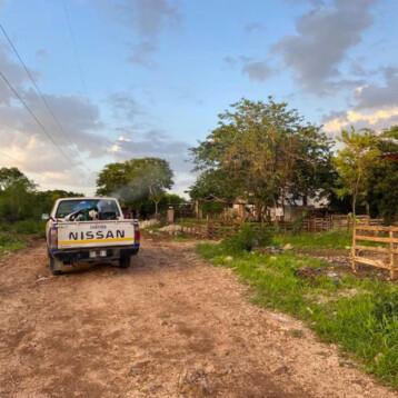 Campaña contra el dengue en Mérida y comisarías