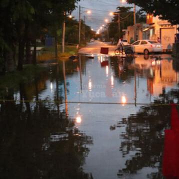Continuarán las lluvias en Yucatán