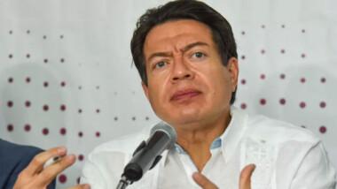 Mario Delgado lidera las preferencias ciudadanas en la carrera para dirigir Morena