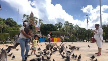 """Mérida, finalista de una campaña mundial """"We Love Cities"""""""