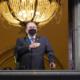Presidente de Guatemala tiene coronavirus