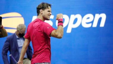 Dominic Thiem es Campeón del US Open, su primer Grand Slam con 27 años