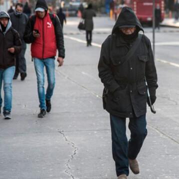 Pronostican el ingreso de 54 frentes fríos a México