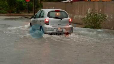 Zona de inestabilidad sobre el Golfo de México dejará fuertes lluvias en la península