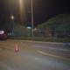 Muere atropellado a unos metros del puente peatonal
