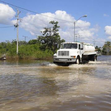 Aprueban más obras para comisarías afectadas por inundaciones