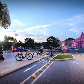 Impulso al uso de la bicicleta en Mérida