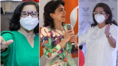 Desean 'éxito' a Ivonne Ortega, Diputadas se quedan en Movimiento Ciudadano