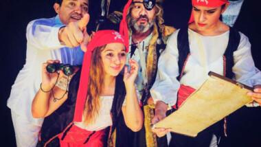 Piratas encuentran los tesoros del Hanal Pixán
