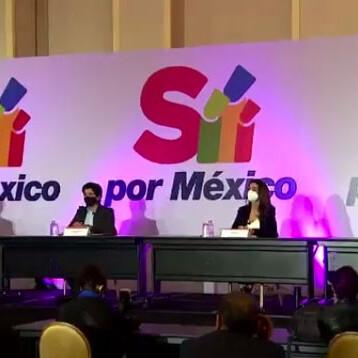 """""""Sí por México"""", la nueva 'oposición' ciudadana"""