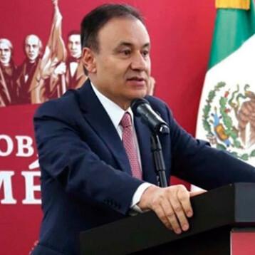 Alfonso Durazo deja la Secretaría de Seguridad y va por gubernatura de Sonora
