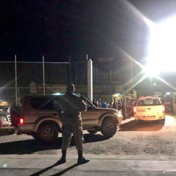 Reos se fugan de cárcel de Belice; Guatemala y México en alerta