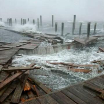 ONU: Desastres climáticos aumentaron 80% en el siglo XXI