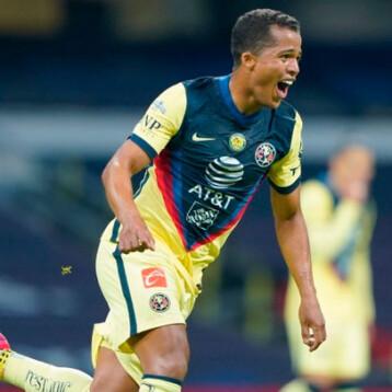 América vs Pumas: Giovani dos Santos será el capitán de las Águilas