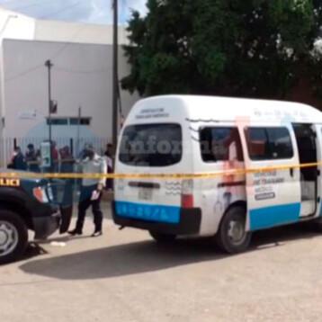 Mujer muere a las puertas del hospital