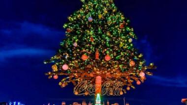 Es oficial, cancelan encendido del Árbol de Coca Cola y show navideño