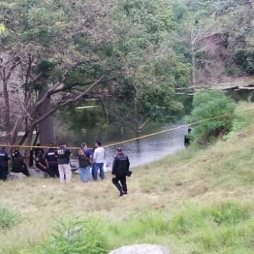 Joven se ahoga en Parque Hundido de San José Tecoh