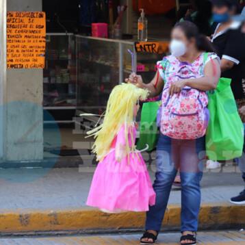 Repuntan los casos de coronavirus en Yucatán