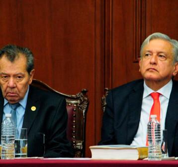 Dos años de gobierno y la Cuarta Transformación no se ve: Muñoz Ledo