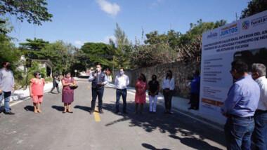 En 2024 estarán pavimentadas todas las calles dentro de Mérida