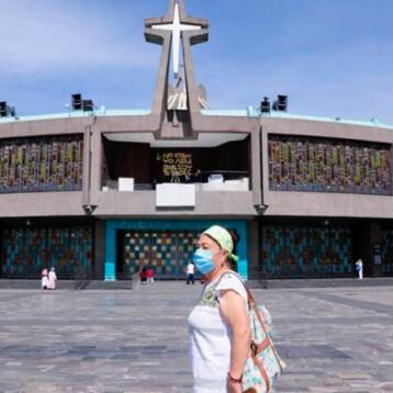 Cerrada la Basílica de Guadalupe del 10 al 13 de diciembre para evitar aglomeraciones