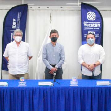 Yucatán alza la mano para recibir torneos regionales de fútbol amateur en 2021