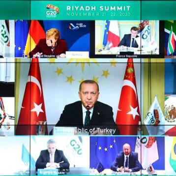 G20 se compromete a suspender deuda de países hasta 2021 por crisis de COVID-19
