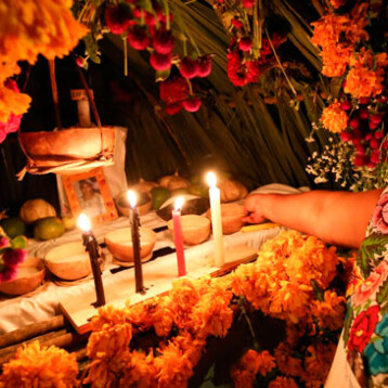 Termina noviembre y en los poblados de Yucatán se despiden a las ánimas
