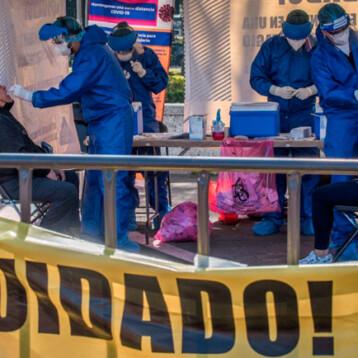 COVID-19: México confirma 12,081 casos, tercer máximo en solo una semana