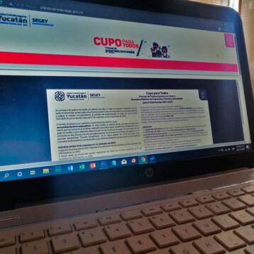 Ya iniciaron las preinscripciones en línea para ciclo escolar 2021-2022