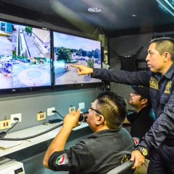 Yucatán, referente en seguridad