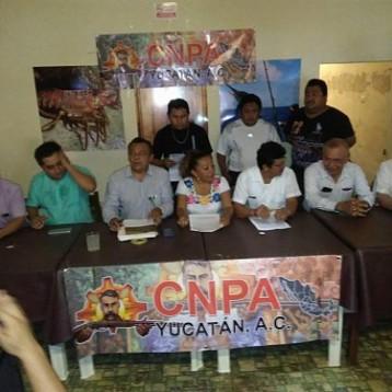 Artesanos de Chichen Itzá dicen no al evento de Armando Manzanero en zona arqueológica