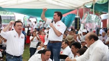 A votar por un futuro con certeza para Yucatán: Sahuí