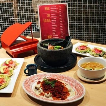 Abre en Ciudad de México Restaurante Kinich de Izamal
