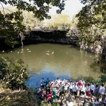 """Yucatán suma nueve sitios con el distintivo de """"Paraísos Indígenas"""""""