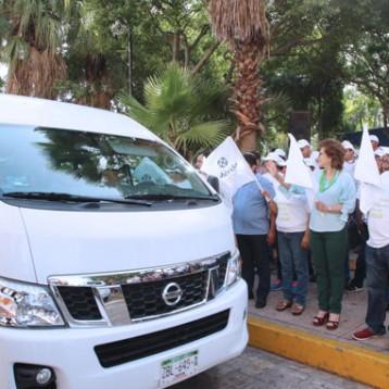 Bajo protocolos de la ONU, combaten al mosco en Mérida