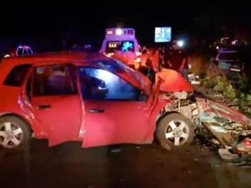 Iba a dar un servicio de comida en Mérida y fue atropellado por un conductor ebrio