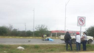 Fallece motociclista en periférico