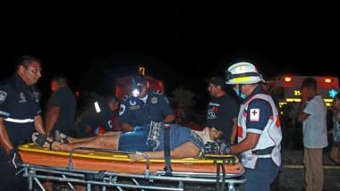 Mortal accidente en la Mérida-Tetiz