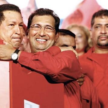 EU sanciona a hermano de Chávez