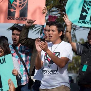Asegura Adrián Gorocica su lugar en la boleta electoral para diputados