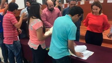 Se registra aspirante independiente a diputado local del IV distrito en Yucatán
