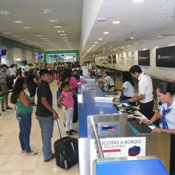 Crece demanda de vuelos en Mérida
