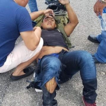 Policía de la SSP se debate entre la vida y la muerte