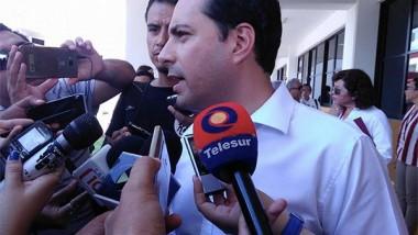 No hablamos de candidaturas con el PRD, afirma el alcalde Mauricio Vila