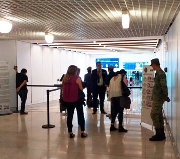Aplicarán pruebas rápidas de covid en el Aeropuerto de Mérida