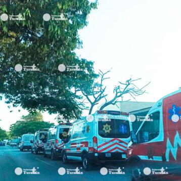 Yucatán con más de mil casos activos de covid