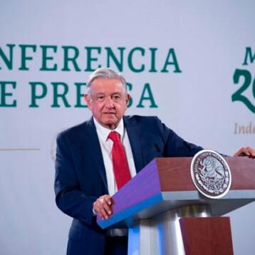 No es urgente hablar con Biden de nuevo: López Obrador