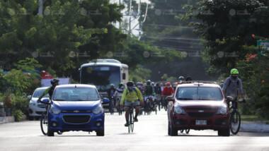 Mueren en Yucatán tres ciclistas al mes, exigen justicia para Jacinto